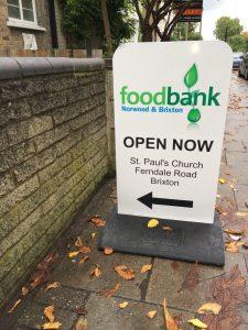 Brixton Foodbank